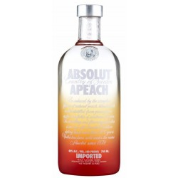 Absolut Peach - 100 Cl.