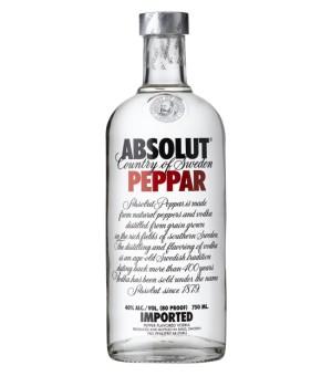 Absolut Peppar - 100 Cl.