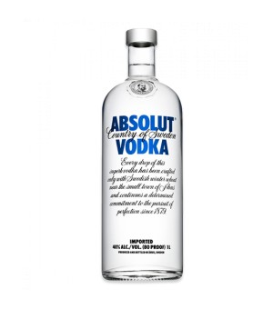 Vodka Absolut - 100 Cl.