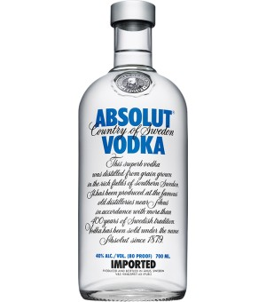 Vodka Absolut  - 70 Cl.