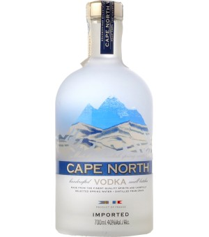 Vodka Cape North - 70 Cl.
