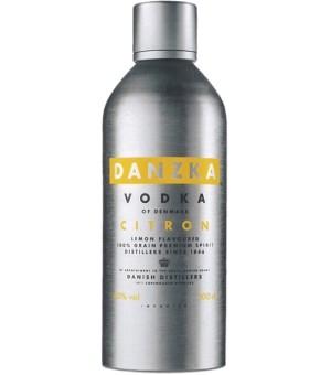 Vodka Danzka Citron  - 70 Cl.