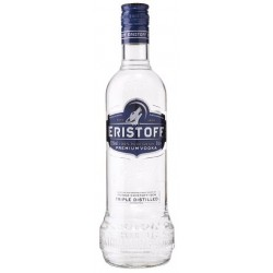 Vodka Eristoff  - 70 Cl.