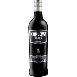 Vodka Karlova Black - 70 Cl.