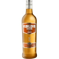 Vodka Karlova Caramel - 70 Cl.
