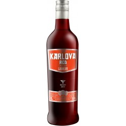 Vodka Karlova Red - 70 Cl.