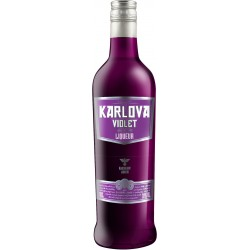 Vodka Karlova Violet - 70 Cl.