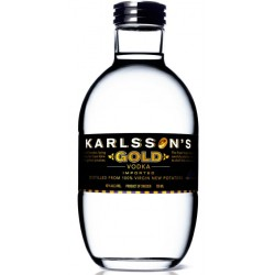Vodka Karlsson's Gold  - 70 Cl.