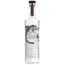 Vodka Snow Leopard  - 70 Cl.