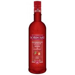 Vodka Sobieski Fresa - 70 Cl.