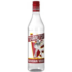 Vodka Tovaritch - 70 Cl.