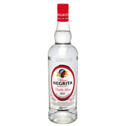 Ron Negrita Double Silver (Ron Blanco) 100 cl.