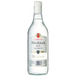 Ron Capitan Black Jack Blanco - 100 Cl.