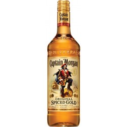 Ron Capitan Morgan Spiced - 70 Cl.