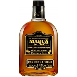 Ron Magua Extra Viejo - 70 Cl.