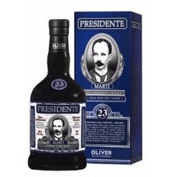 Ron Presidente 23 Años - 70 Cl.