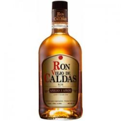 Ron Viejo Caldas AÑEJO 3 Años  - 70 Cl.