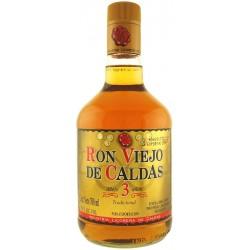 Ron Viejo De Caldas  3 Años   - 70 Cl.
