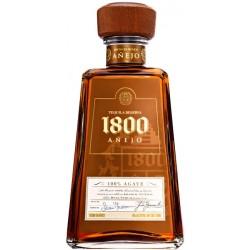Tequila 1800 Añejo  - 70 Cl.