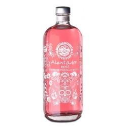 Tequila Alentador Rose Fresa  - 70 Cl.