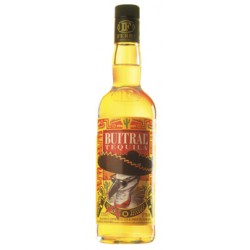 Tequila Buitral Blanco - 70 Cl.