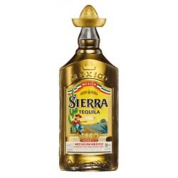 Tequila Sierra Reposado - 70 Cl.