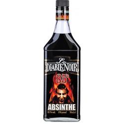 Absenta El Diablo Negro - 70 Cl.