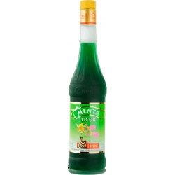 Licor De Menta Cruz Conde - 70 Cl.