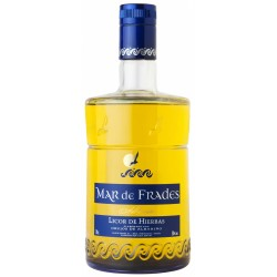 Licor Hierbas Mar De Frades - 70 Cl.