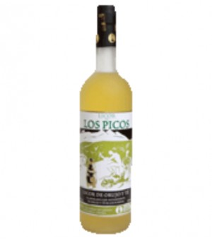 Licor Hierbas Te Los Picos  - 70 Cl.