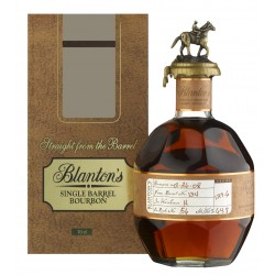 Blanton's Straight - 70 Cl.