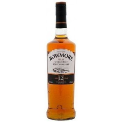 Bowmore 12 Años  - 70 Cl.