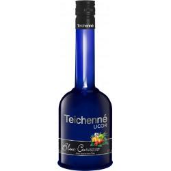 Teichenne Licor Blue Curaçao - 70 Cl.