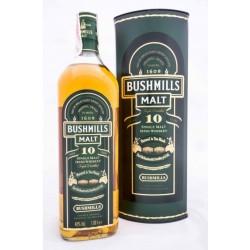 Bushmills 10 Años - 70 Cl.